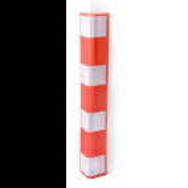Hjørnebeskyttese Rød/Hvid Eva-Skum
