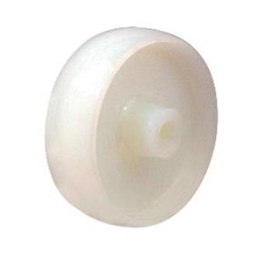 Nylon hjul - Hvid