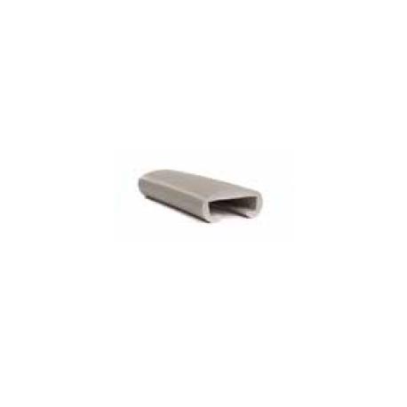 Gelænderliste 30mm Grå