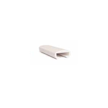 Gelænderliste 30mm Hvid