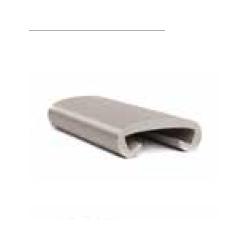 Gelænderliste 40mm Grå