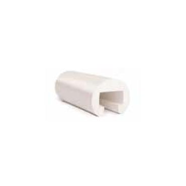 Gelænderliste 25x15mm Hvid