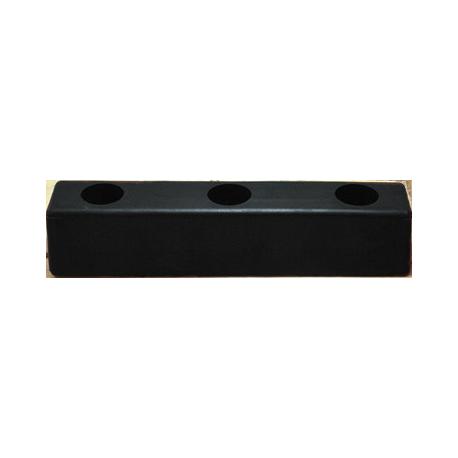 Gummibuffer 247x50x50mm