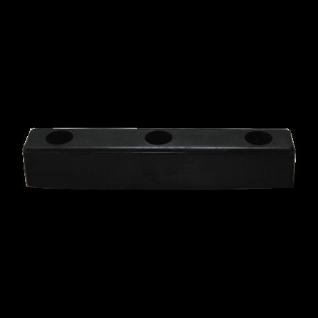 Gummibuffer 302x50x50mm