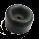 Gummibuffer ø25x12mm