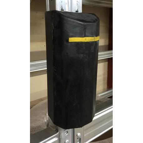 Gummibuffer for pallereol 100mm