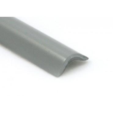 Indlægsliste Sølv/Grå til alu vinduer
