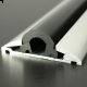 Aluminium 607 76mm Komplet