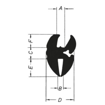 Rudeprofil 5P/4G