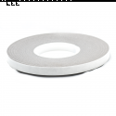 15x3-15mm Komprimerings tætningsliste Grå