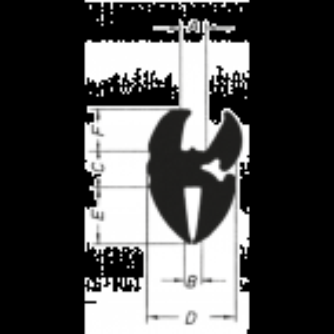 Rudeprofil 5P/5G