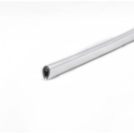 Kantliste Krom 1-4mm PVC