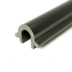 Indlægsliste PVC1062 Sort