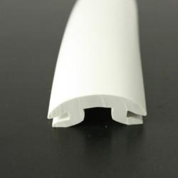 PVC1614 Indlægsliste Hvid