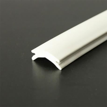 PVC114 Indlægsliste Hvid
