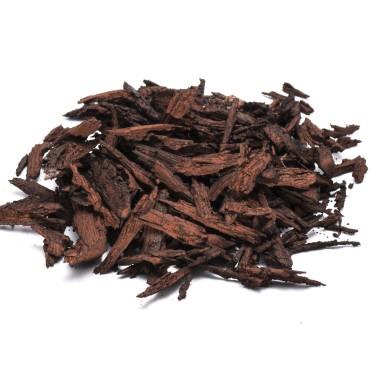 Gummiflis Rødbrun 1-7cm