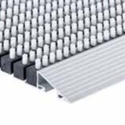 Aluminiums Dørmåtte 80x50cm