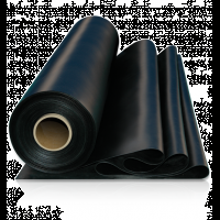 Image of   10mm Gummiplade EPDM