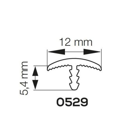 Bordforkants liste til 12 mm plade