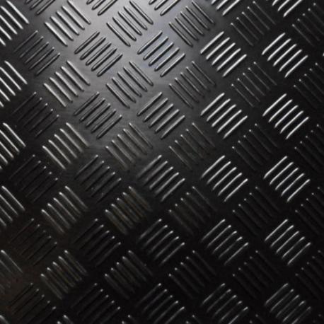 3mm TPR Dørk gummimåtte 1400mm
