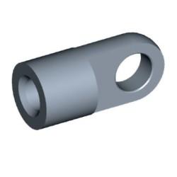 Øje Ø8,5mm Stål