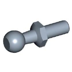 Kugle Ø10mm Stål