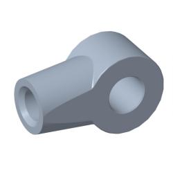 Øje Ø8,2mm Stål