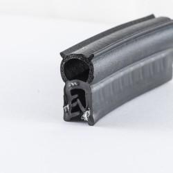 Kantliste 2-3mm m. toptæt.