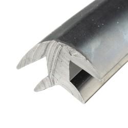 H-Profil 6mm Skrå