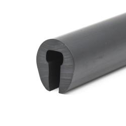 Fenderliste 28x25mm Sort