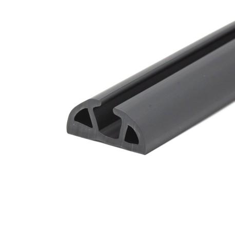 Fenderliste 25x12mm  Sort