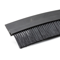Flexibel Børsteliste 15/40mm