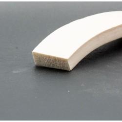 5x5mm Silikone Svampegummi