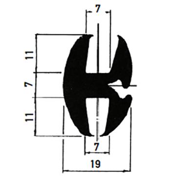 Rudeprofil 7P/7G