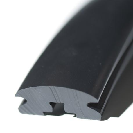 PVC1022 Indlægsliste Sort