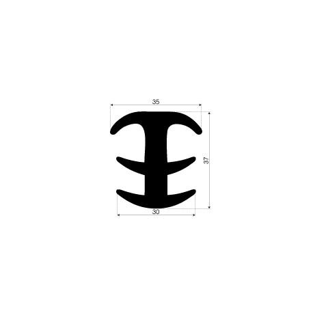 T-Profil 13mm