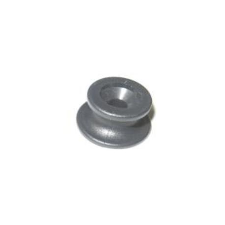 Fæsteknop for gummistropper
