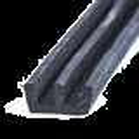 Kanalliste 2x6mm m.filt
